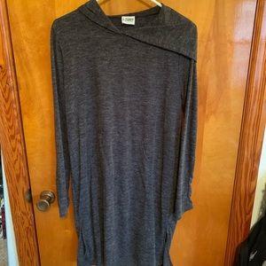 Dresses & Skirts - Long Sleeve Dress with Hood